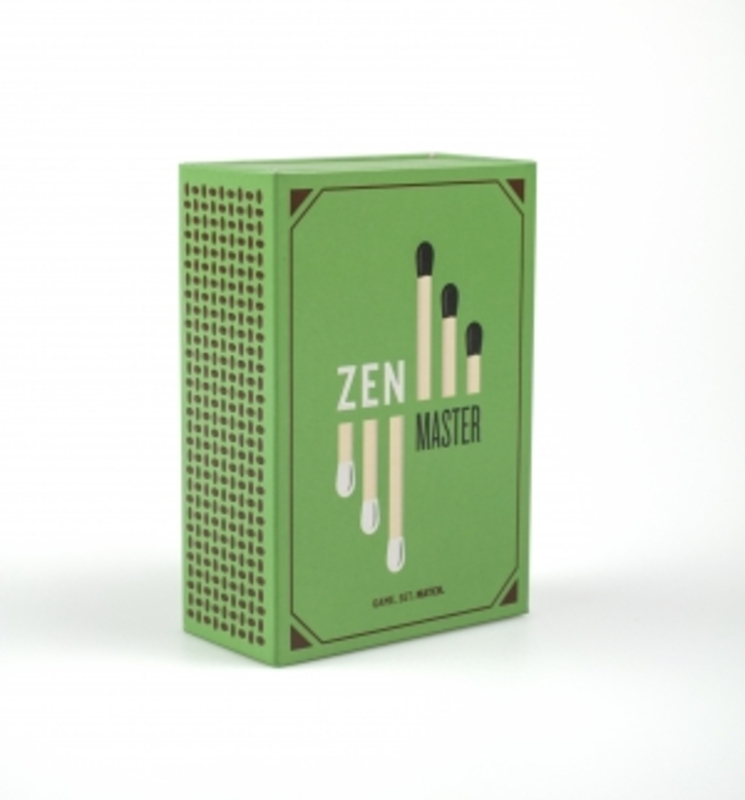 ZenMaster. game.set.match., Helvetiq, Paperback