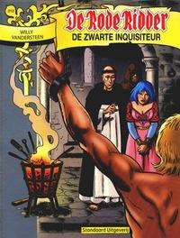 De zwarte inquisiteur Rode Ridder, Willy Vandersteen, Paperback