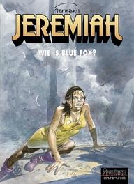 JEREMIAH 23. WIE IS BLUE FOX? JEREMIAH, Hermann, Paperback
