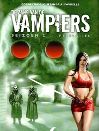 ZANG VAN DE VAMPIERS 09. REVELATIES ZANG VAN DE VAMPIERS, Corbeyran, Eric, Paperback