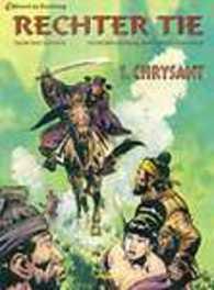 MOORD EN DOODSLAG 04. RECHTER TIE 1, CHRYSANT MOORD EN DOODSLAG, Matena, Dick, Paperback