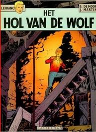 LEFRANC 04. HET HOL VAN DE WOLF LEFRANC, MARTIN, JACQUES, Paperback
