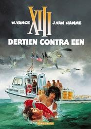 COLLECTIE XIII 08. DERTIEN CONTRA EEN COLLECTIE XIII, Van Hamme, Jean, Paperback