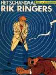 RIK RINGERS 33. SCHANDAAL RIK RINGERS RIK RINGERS, TIBET, Paperback