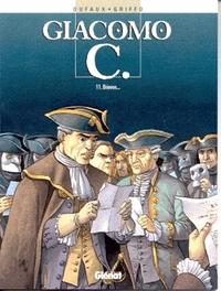 GIACOMO C 11. BRIEVEN ... GIACOMO C, GRIFFO, DUFAUX, Paperback
