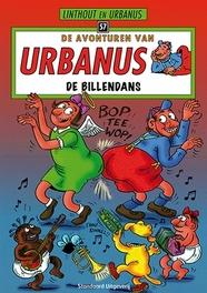 De billendans URBANUS, Urbanus, Paperback
