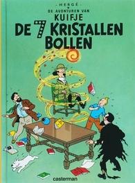 KUIFJE 13. DE ZEVEN KRISTALLEN BOLLEN KUIFJE, Hergé, Paperback