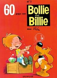 BOLLIE & BILLIE 03. 60 GAGS VAN BOLLIE EN BILLIE NR 3 BOLLIE & BILLIE, Roba, Paperback