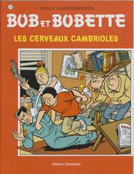 BOB ET BOBETTE 282. LES CERVAUX CAMBRIOLES