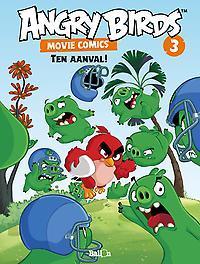 ANGRY BIRDS - MOVIE COMICS 03. TEN AANVAL! ANGRY BIRDS - MOVIE COMICS, Korhonen, Kari, Paperback