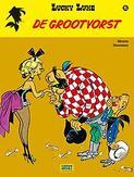 LUCKY LUKE 41. DE GROOTVORST