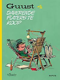 GUUST FLATER CHRONOLOGISCH HC04. DAVERENDE FLATERS TE KOOP GUUST FLATER CHRONOLOGISCH, Franquin, André, Hardcover