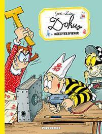 DOKUS DE LEERLING 23. MEESTERSPIEKER DOKUS DE LEERLING, Zidrou, Paperback