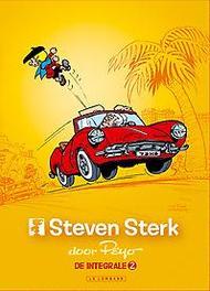 STEVEN STERK INTEGRAAL HC02. de integrale, Peyo, Hardcover