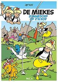 DE MIEKES 01. ZONNEDORP OP Z'N KOP DE MIEKES, Nys, Jef, Paperback