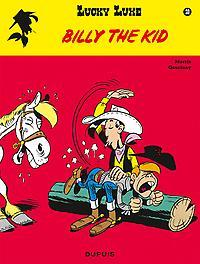 LUCKY LUKE 20. BILLY THE KID LUCKY LUKE, Morris, Paperback