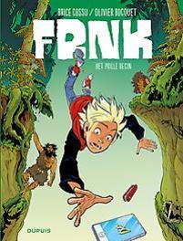 FRNK 01. HET PRILLE BEGIN FRNK, Bocquet, Olivier, Paperback