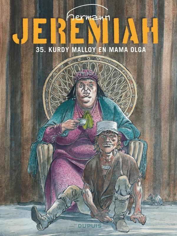 JEREMIAH 35. KURDY MALLOY EN MAMA OLGA JEREMIAH, Hermann, Paperback