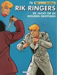 RIK RINGERS 78. DE JACHT OP DE GOUDEN GRIFFIOEN RIK RINGERS, Duchateau, André-Paul, Paperback