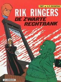 RIK RINGERS 32. ZWARTE RECHTBANK RIK RINGERS, TIBET, Paperback