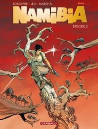 NAMIBIA 02. EPISODE 2/5 NAMIBIA, Rodolphe, Paperback