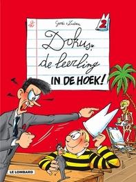 DOKUS DE LEERLING 02. IN DE HOEK !! DOKUS DE LEERLING, GODI, BERNARD, Paperback