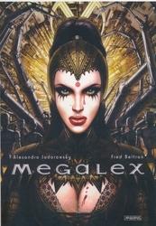 MEGALEX 03. HET HART VAN KAVATAH