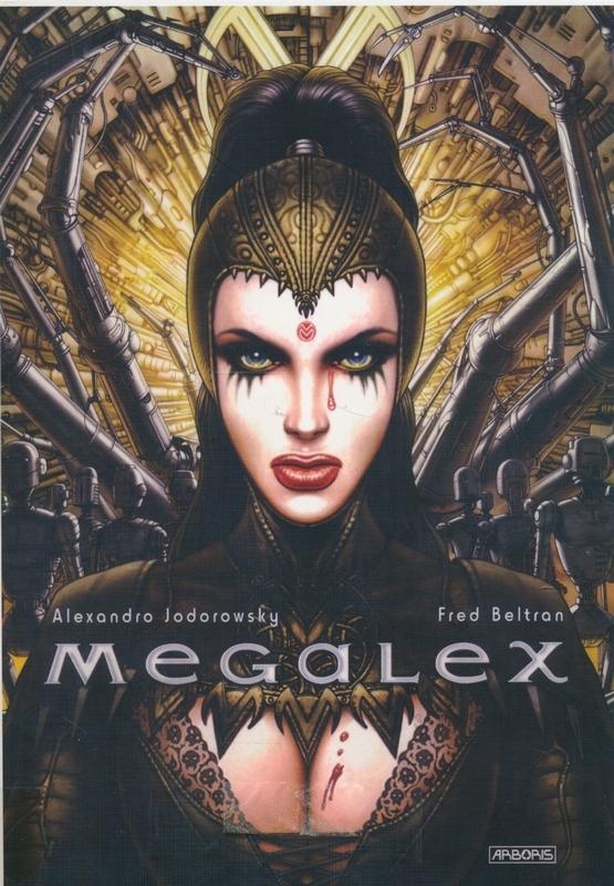 MEGALEX 03. HET HART VAN KAVATAH MEGALEX, BELTRAN F, Paperback