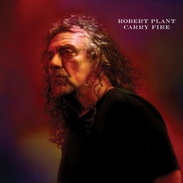 CARRY FIRE ROBERT PLANT, CD