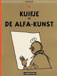 KUIFJE 25. KUIFJE EN DE ALFAKUNST KUIFJE, HERGÉ, Paperback