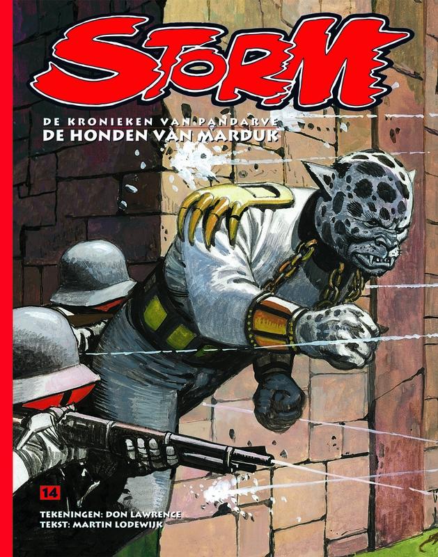 STORM 14. DE HONDEN VAN MARDUK STORM, LAWRENCE, DON, LODEWIJK, MARTIN, Paperback