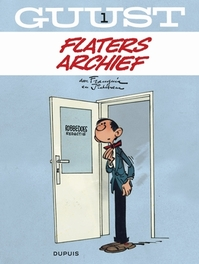 GUUST FLATER 01. FLATERS ARCHIEF (HERDRUK) GUUST FLATER, Franquin, André, Paperback