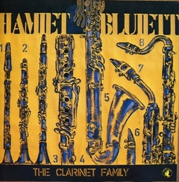 CLARINET FAMILY W/DON BYRON,JOHN PURCELL,BUDDY COLLETTE,SIR 'KID' JORDA Audio CD, BLUIETT, HAMIET -CLARINET, CD
