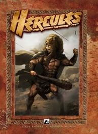 HERCULES HC01. DE THRACISCHE OORLOGEN 1 HERCULES, Steve Moore, Hardcover