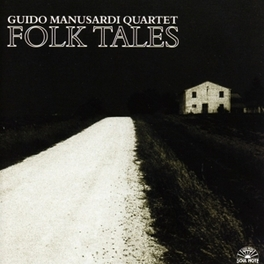 FOLK TALES Audio CD, GUIDO MANUSARDI, CD