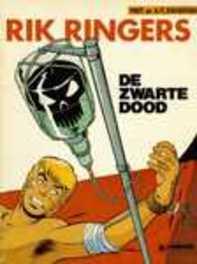 RIK RINGERS 35. DE ZWARTE DOOD RIK RINGERS, TIBET, Paperback