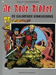 RODE RIDDER 014. DE GALMENDE KINKHOORNS