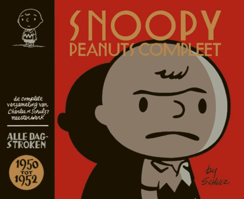 SNOOPY - PEANUTS COMPLEET HC01. SNOOPY & PEANUTS 1950-1952 SNOOPY - PEANUTS COMPLEET, Schulz, Charles M., Hardcover