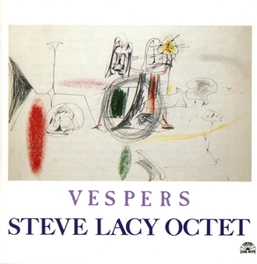 VESPERS W/STEVE POTTS/RICKY FORD/TOM VARNER Audio CD, LACY, STEVE -OCTET-, CD