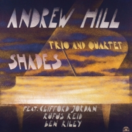 SHADES Audio CD, ANDREW HILL, CD