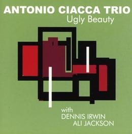 UGLY BEAUTY Audio CD, CCCIA, ANTONIO -TRIO-, CD