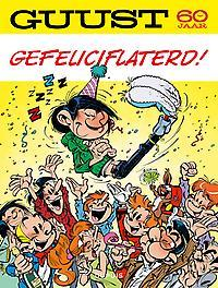 Gefeliciflaterd GUUST HOMMAGE, Merho, Paperback