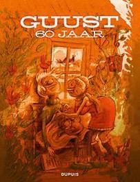 Gefeliciflaterd GUUST HOMMAGE, Cneut, Carll, Hardcover