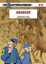 BLAUWBLOEZEN 48. ARABESK BLAUWBLOEZEN, LAMBIL, WILLY, CAUVIN, RAOUL, Paperback