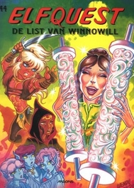 ELFQUEST 44. DE LIST VAN WINNOWILL ELFQUEST, Pini, Wendy, Paperback