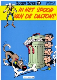 LUCKY LUKE 17. IN HET SPOOR VAN DE DALTONS LUCKY LUKE, Goscinny, René, Paperback