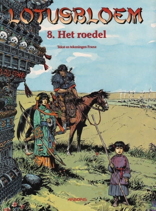 LOTUSBLOEM 08. HET ROEDEL LOTUSBLOEM, FRANZ, FRANZ, Paperback