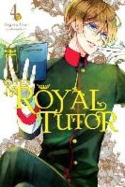 The Royal Tutor 4. Higasa Akai, Paperback