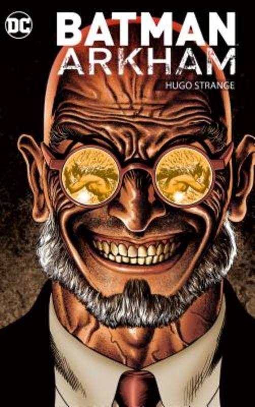 Batman Arkham Hugo Strange, Bill, Finger, Paperback