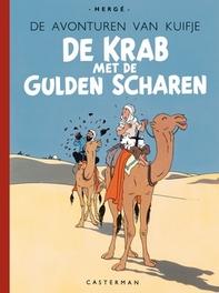KUIFJE FACSIMILE KLEUR HC09. DE KRAB MET DE GULDEN SCHAREN KUIFJE FACSIMILE KLEUR, Hergé, Hardcover